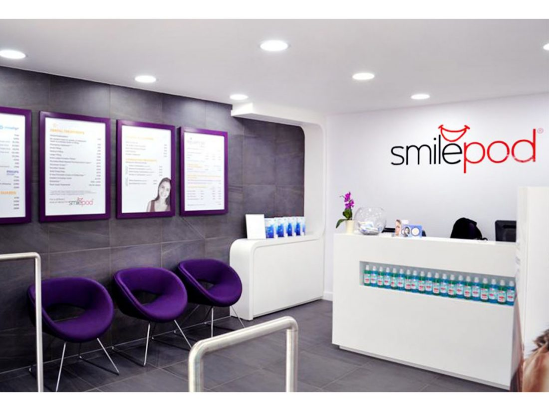 SMILEPOD 01_London_Interior Design_Office_Clinic_Denta