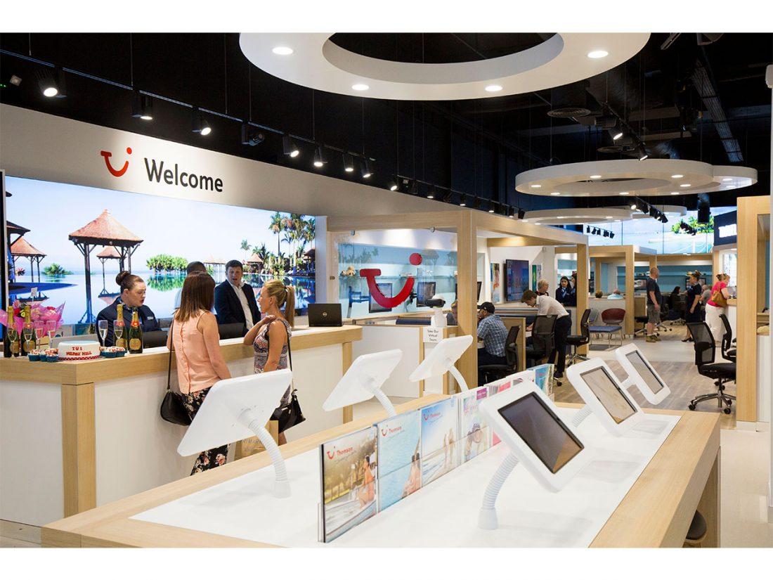 TUI 01_Merry Hill_London_Interior Design_Office_Hospitality_Travel_Agency_Shopfront
