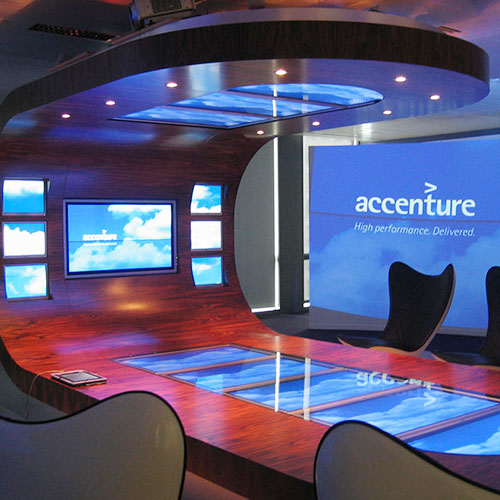 ACCENTURE_Canary Wharf_London_Interior Design_Office Design_Conference Room