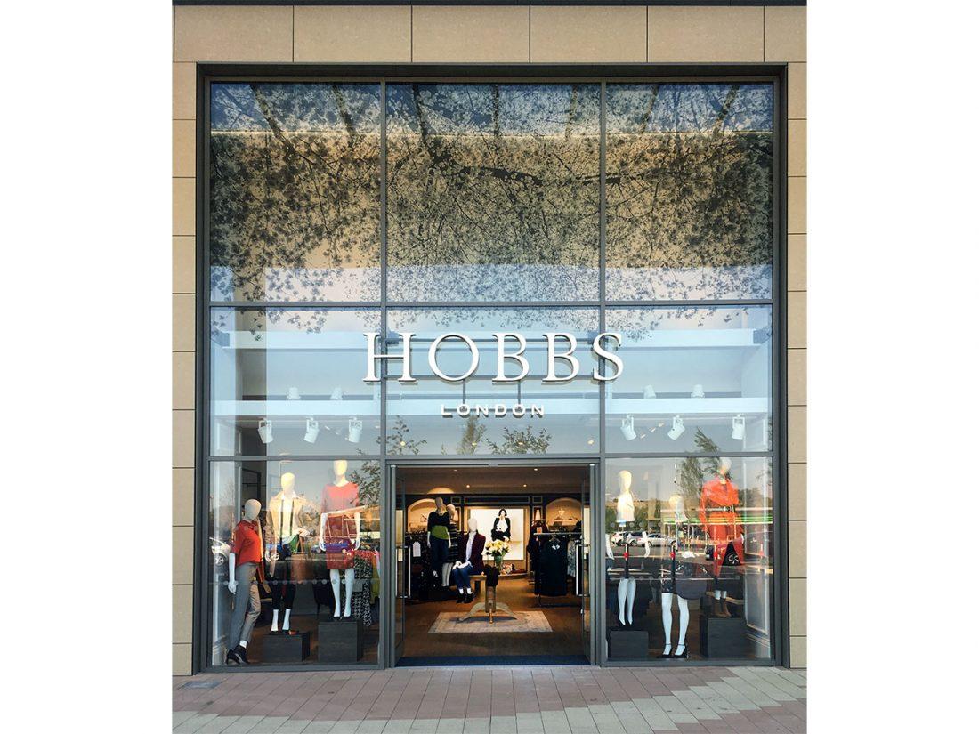 HOBBS 01_Rushden Lakes_London_Interior Design_Shopfront_Retail