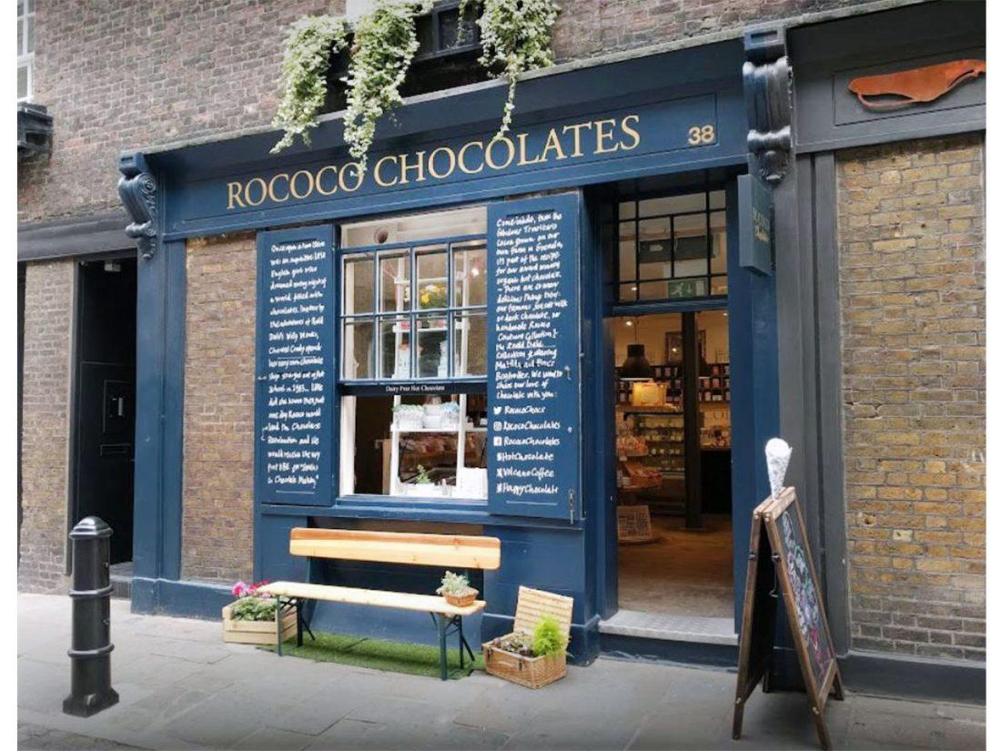 ROCOCO 01_London_Interior Design_Retail_Chocolate_Shopfront