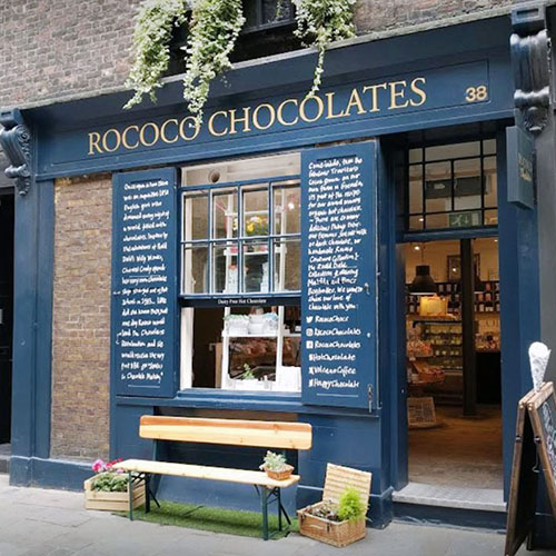 ROCOCO 01_London_Interior Design_Retail_Chocolate_Shopfront