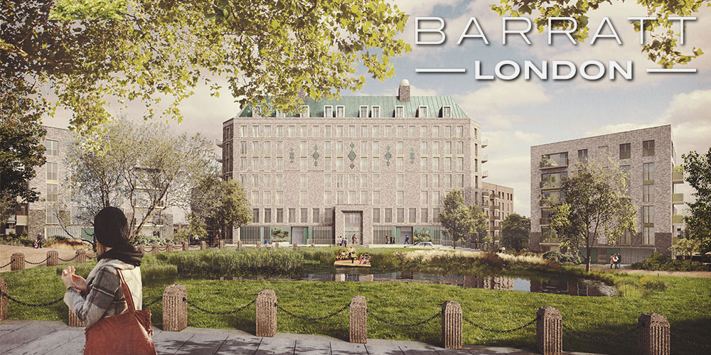 Barratt London_Extention_NIMR_Mill Hill_London_Ridgeway_History_Science